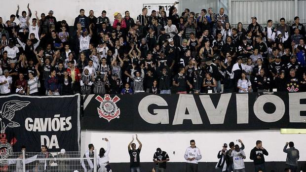torcida Corinthians contra Ponte Preta (Foto: Marcos Ribolli / Globoesporte.com)