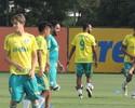 Alecsandro começa 2017 com a camisa 9 do Palmeiras; veja mudanças