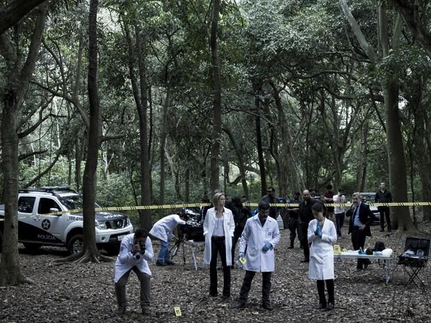Cenas dos crimes devem ser mais bem preservadas, segundo especialistas (Foto: Estevam Avellar/TV Globo)