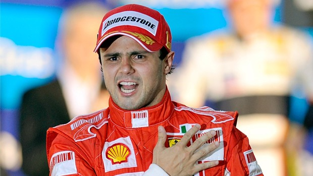 Massa Interlagos 2008 2 (Foto: AFP)
