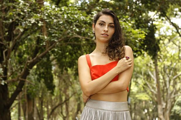 Bruna Caram (Foto: CelsoTavares/EGO)