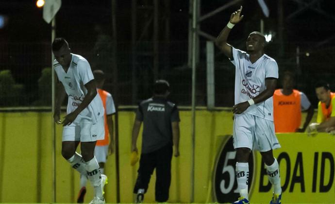 Diego Maurício, gol Bragantino x Marília (Foto: Fábio Moraes / Ag. Estado)