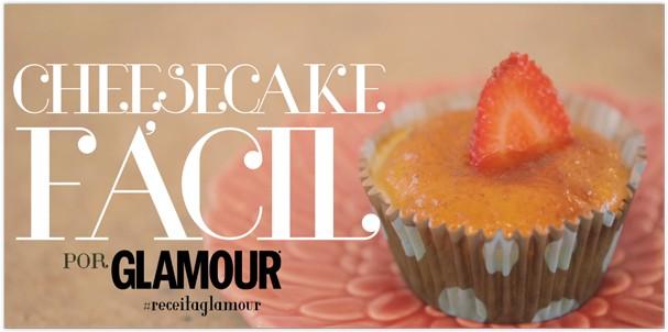 Cheesecake prático e rápido? A gente ensina!