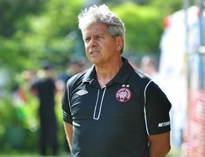 Arthur Bernardes, técnico do Atlético-PR (Foto: Site oficial do Atlético-PR/Divulgação)