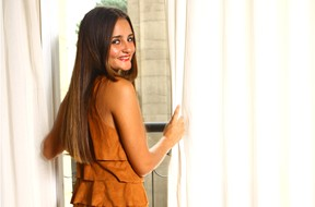 Catarina Migliorini, a virgem da Playboy (Foto: Iwi Onodera/EGO)