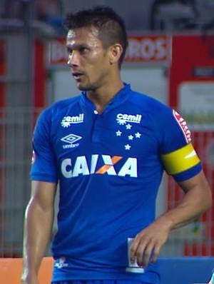 Henrique, do Cruzeiro (Foto: Reprodução / Premiere)