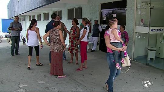 Pacientes reclamam do atendimento do Hospital Regional do Agreste