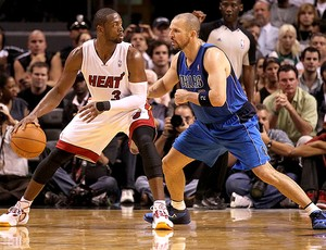 Dwyane Wade Jason Kidd NBA (Foto: Getty Images)