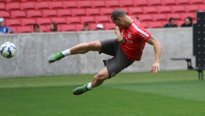 Internacional Inter treino Nilton Inter (Foto: Eduardo Deconto/GloboEsporte.com)