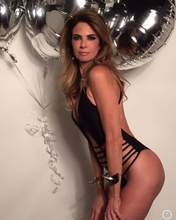 Luciana Gimenez fala sobre boa forma e desabafa: 'Nunca fui anoréxica'