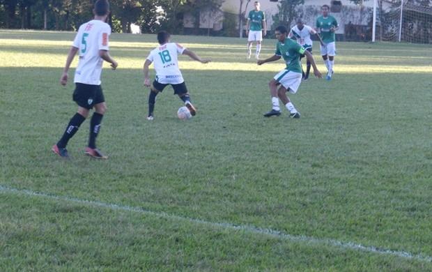 Uberlândia Esporte Juniores (Foto: Diego Alves)