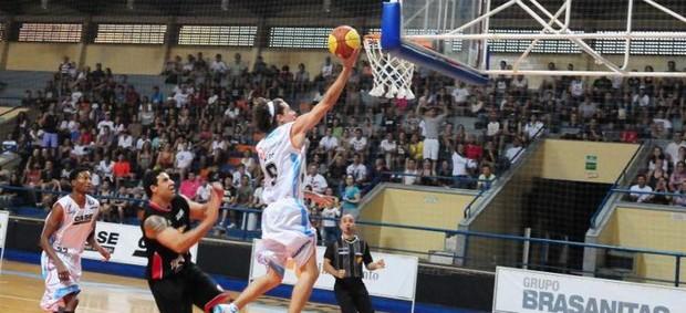 Liga Sorocabana LSB x Jacareí - Paulista de basquete (Foto: Mirna Modolo/LSB)