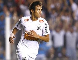 Neymar (Foto: Ricardo Saibun / Site Oficial do Santos)