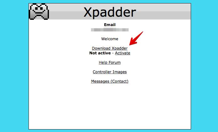 Baixando o Xpadder (Foto: Reprodução/Helito Bijora)