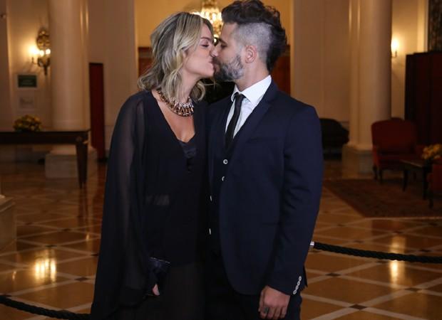 Bruno Gagliasso e Giovanna Ewbank (Foto: Roberto Filho/Brazil News)