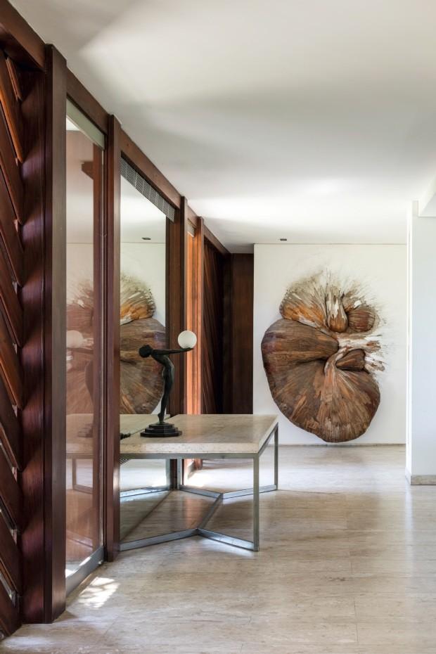 Conheça a casa que Luiz Indio da Costa criou para si em Itanhangá (Foto: Fran Parente)