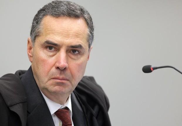 O ministro do Supremo Tribunal Federal (STF), Luís Roberto Barroso (Foto: Nelson Jr./SCO/STF)