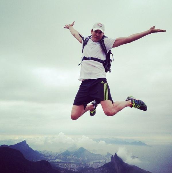 Ashton Kutcher (Foto: Instagram / Reprodução)