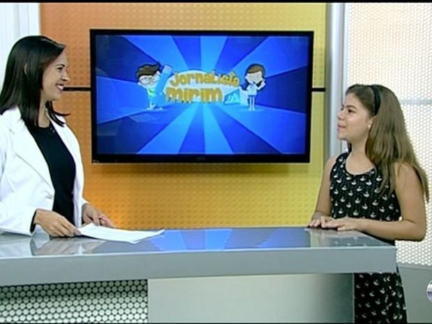 representante de Gurupi (Foto: Reprodução/TV Anhanguera)