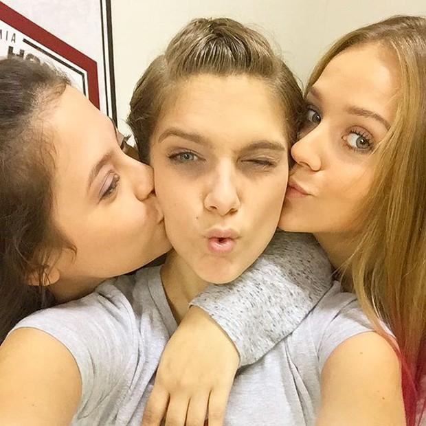 Isabella Santoni, Jéssica Lobo e Gabi Lopes (Foto: Reprodução/Instagram)