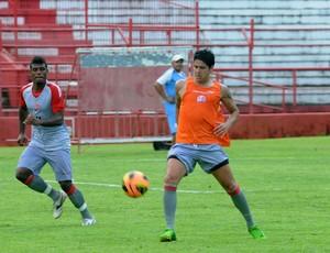 Diego Morales náutico (Foto: Aldo Carneiro / Pernambuco Press)