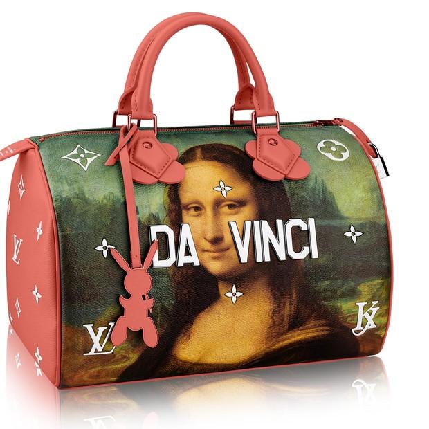 Louis Vuitton x Jeff Koons (Foto: Reprodução)