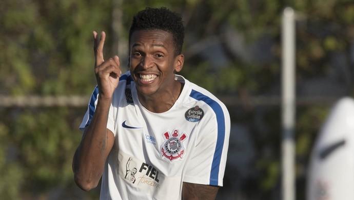 Jô, Corinthians (Foto: Daniel Augusto Jr/Ag.Corinthians)