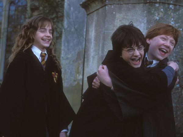 Harry, Rony e Hermione (Foto: Divulgao)