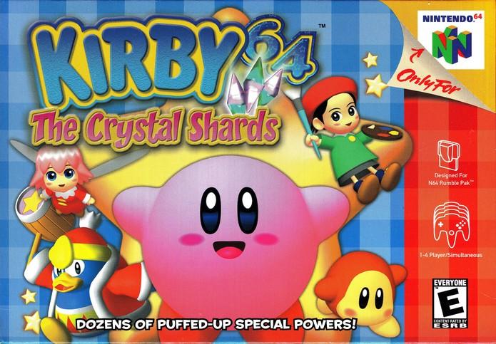 Kirby 64: The Crystal Shards (Foto: Divulgação)