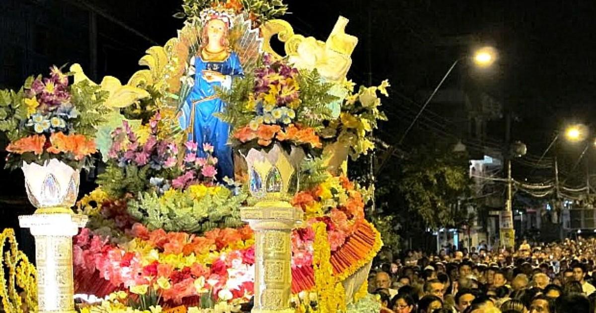 Missa, procissão e arraial devem reunir devotos de Santa Luzia no AM - Globo.com