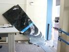 Esquadrão antibombas encontra artefato em caixa no INSS em Uberaba