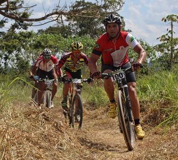 3ª etapa do Acreano de Mountain Bike em Capixaba (Foto: Andreia Ribeiro/Arquivo pessoal)