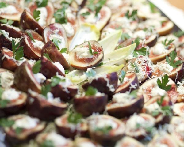 Salada de figo com nozes (Foto: Divulgação)