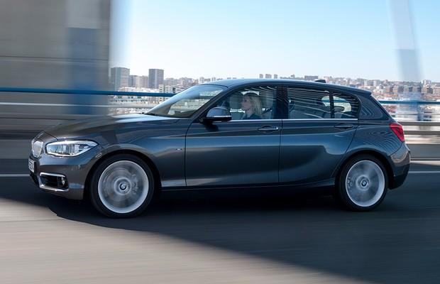 Novo BMW Série 1 (Foto: BMW)