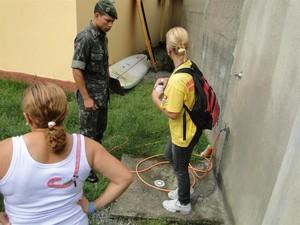 Guarujá, SP, decreta epidemia de dengue (Foto: Rafe Aguiar/Prefeitura Municipal de Guarujá)
