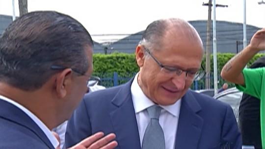 'Não tem problema de recurso', diz Alckmin sobre duplicação da Mogi-Dutra