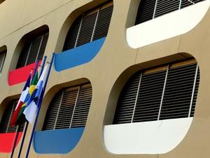 Ciep 449 fica em área próxima a comunidade de Niterói (Foto: Carlos Magno/Seeduc/Divulgação)