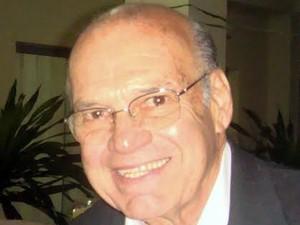 Dengue foi apontada com uma das causas da morte de Walter Castilho, de 80 anos (Foto: Arquivo pessoal)