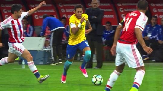 """Arce diz que Tite é """"nervosinho"""", chama Neymar de melhor do mundo e detona juiz"""