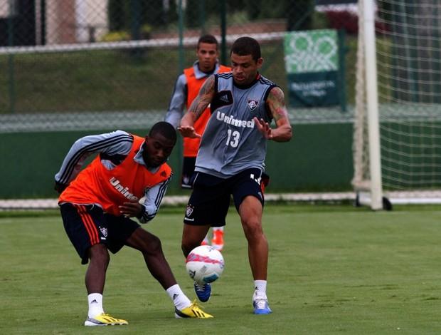 rhayner edinho fluminense atibaia (Foto: Nelson Perez/FluminenseFC)