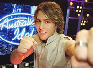 Dean conquistou o terceiro lugar do Australian Idol, em 2006 (Foto: Divulgação/Reprodução)