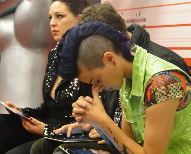 Time Lulu (Foto: The Voice Brasil/TV Globo)