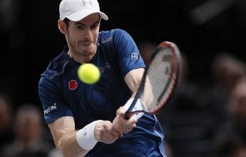 Andy Murray bate Verdasco em Paris e segue na mira do líder Novak Djokovic