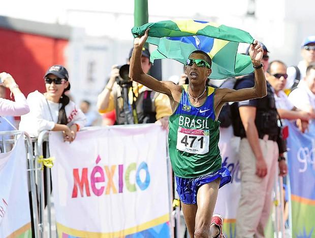 Solonei Rocha maratonista brasileiro (Foto: Wagner Carmo/CBat)
