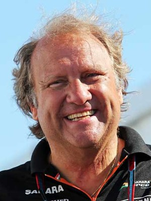 Bob Fernley, chefe da Force India (Foto: Divulgação)