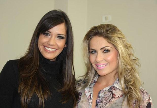 Talula e Renata (Foto: Melissa Hannes/Divulgação)