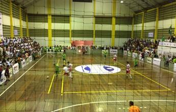 Arcoverde sagrou-se bicampeão da 8ª Copa TV Asa Branca de Futsal 2013