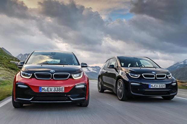 BMW i3s e i3 serão apresentados no Salão de Frankfurt (Foto: Divulgação)