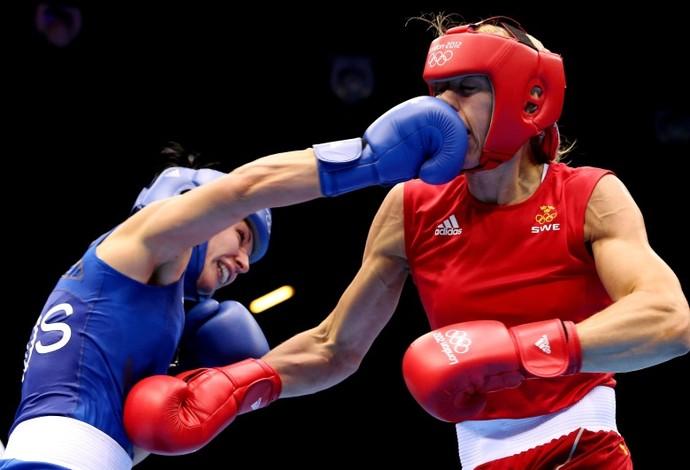 Boxe feminino - Jogos Olímpicos (Foto: Getty Images)