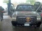 Militares bolivianos são detidos em MS com veículo roubado, diz DOF
